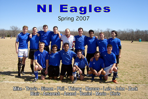 NI Eagles Fall 2007
