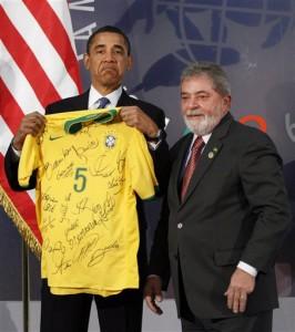 APTOPIX Italy G8 Obama