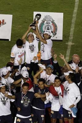 Rayados campeón