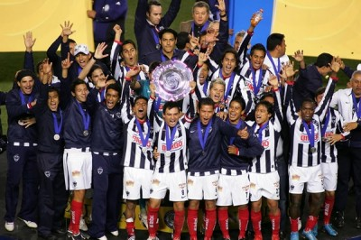 Monterrey winners of the Interliga 2010