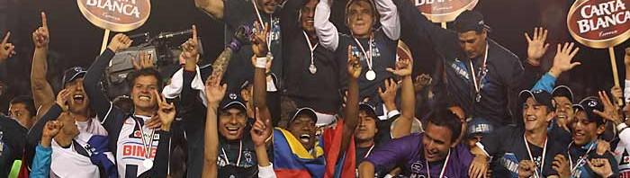 Monterrey Campeón
