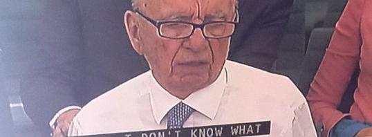 Photo of the day #36: Murdoch
