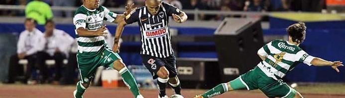 Chupete vs Santos