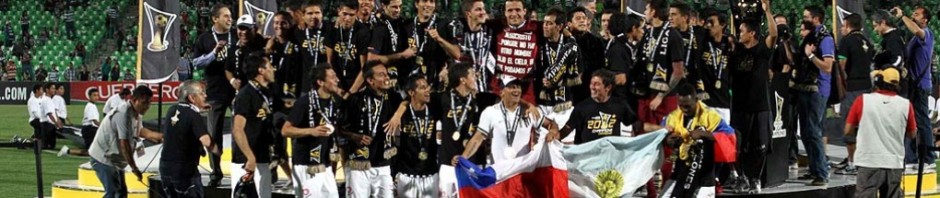 Monterrey - Winners of the 2012 CONCACAF Champions League