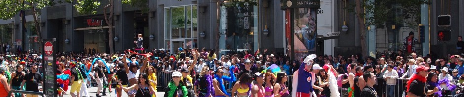 San Francisco Gay Pride Parade 2012