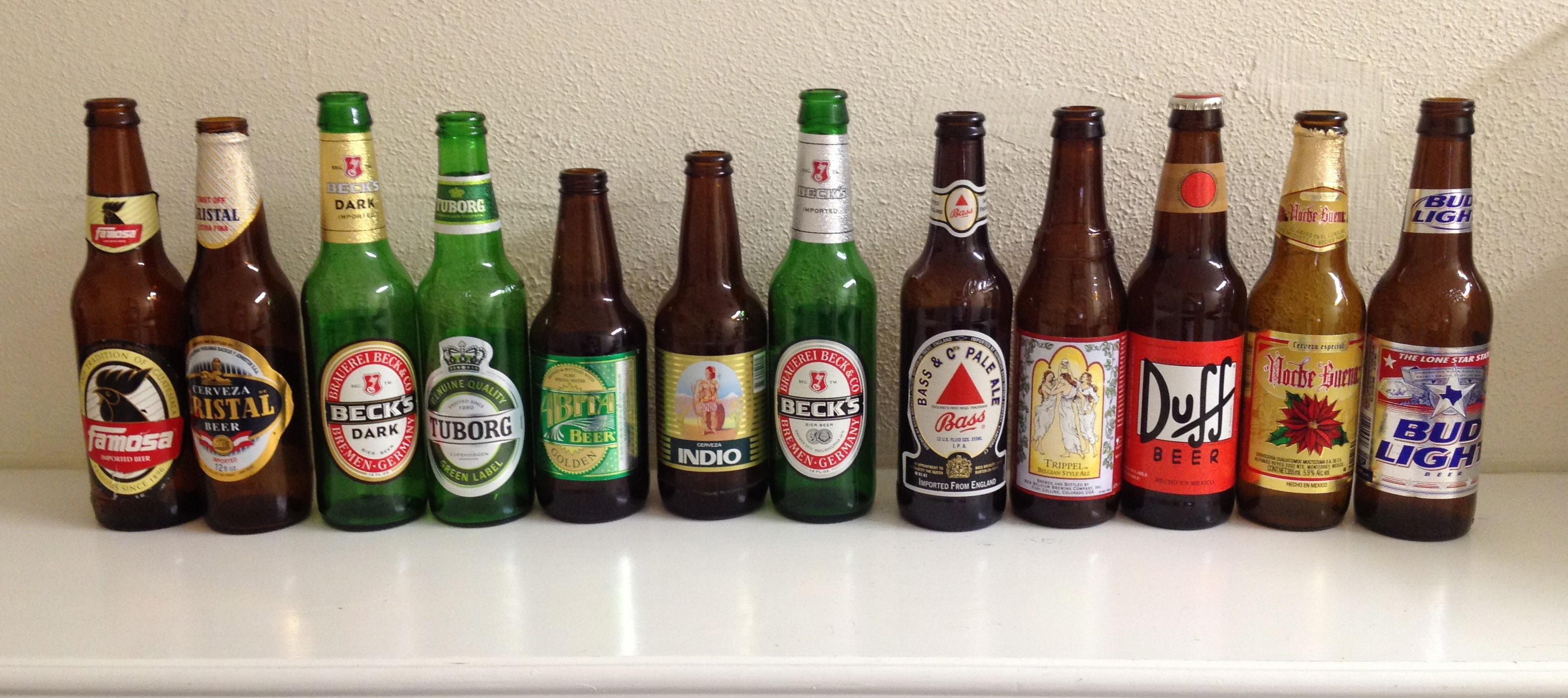 beer bottle collection 6 the marcos kirsch experience