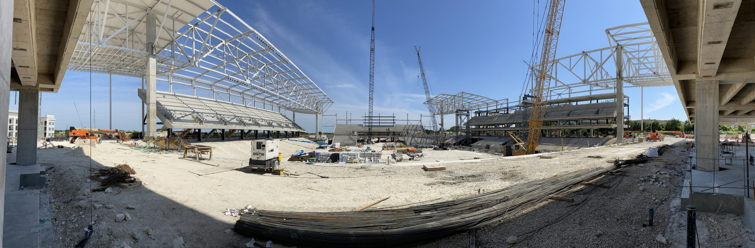 Austin FC stadium progress